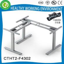 2015 elektrische höhenverstellbare Siebdruck Tisch