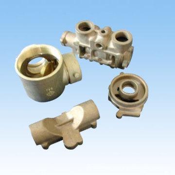 Fundición de bronce de aluminio