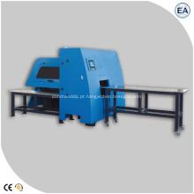 Máquina de corte e punção de barramento hidráulico