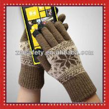 Guantes de invierno para la tecnología de pantalla táctil