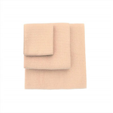 Tea Dish Weft Knitted Microfiber Cleaning Towel