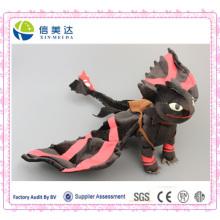 Deluxe Cómo entrenar a tu muñeco de peluche relleno de dragón