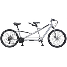 "26"" 21s Aluminum Alloy Tandem Bike"