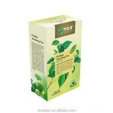 Private Lable winstown Ginkgo duzhong tea for reducing blood pressure
