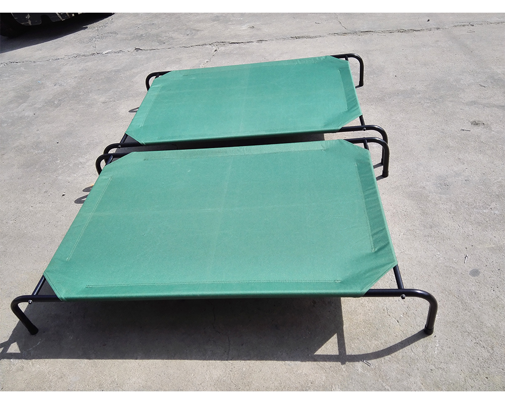 Pet Dog Metal Bed