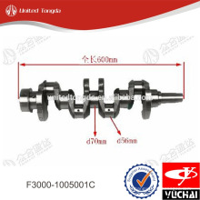 Engine crankshaft F3000-1005001C for Yuchai engine