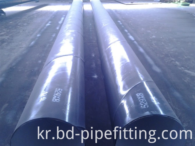 A335 Seamless Alloy Steel Pipe