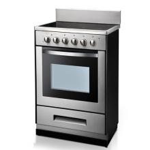 Cocina eléctrica libre de la estufa de 24 pulgadas con ETL, Ce