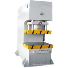 China High quality Single Arm Hydraulic Press Discharge Machine with Regulator System Price