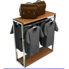 OEM ODM Custom Fußball Einzelhandelsgeschäft Möbel Metall T Shirt Display