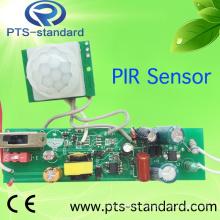 PTS de alta calidad último Sensor de luz Sensor PIR controlador con EMC