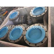 Válvula de retención industrial de acero inoxidable