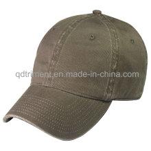 Чистая бритвенная шапочка для бейсбола для активного отдыха из хлопка Twill (TRNB020)