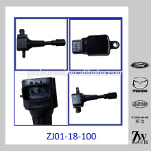 Auto Part Engine Ignition Coil For Mazda/FOR(D) OEM#ZJ01-18-100