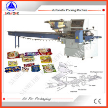 Servo Driving Automatic Forming Filling Sealing Machine