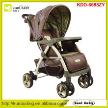 Hersteller new Baby Kinderwagen China Lieferant 2 bis 1 Kinderwagen mit Autositz
