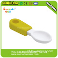 Spoon Eraser Creative mini borracha papel de carta