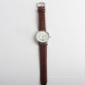 Модные кварцевые мужские часы импорт движения, нержавеющая сталь назад смотреть