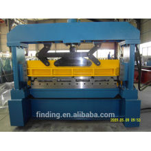 CE standard floor deck cold forming equipment