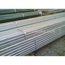 DN50 OD60.3MM Tubulação de aço galvanizado
