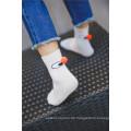 Fantastische Kid Cotton Socks Bequeme Tragen Nette Designs mit Lovely Ball der Ferse