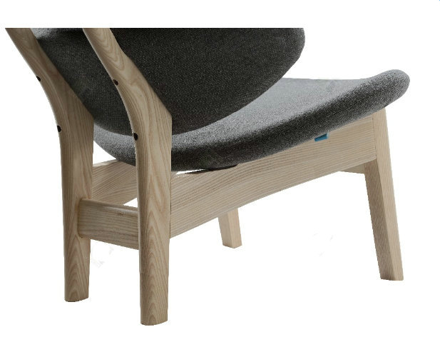 wood corona chair