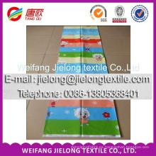 tela de sarga de algodón / tejido super suave / tejido textil para el hogar