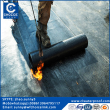 4mm thickness sbs elastomeric bitumen membrane