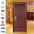 JHK-001 Portugal Cheap PVC Acrylic Barn Interior Door