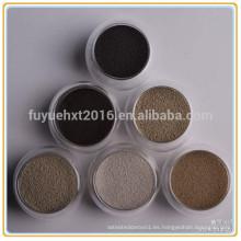 Refuerzo de cerámica de alta resistencia del campo petrolífero / 20 / 40,30 / 50,40 / 70,16 / 30mesh