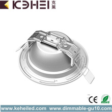 3 inch ring LED dimbare downlight 8W 746lm