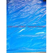 High Quality Sky Blue PE Tarpaulin Cover
