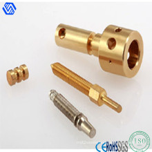 Brass CNC Machined Parts Turned Parts