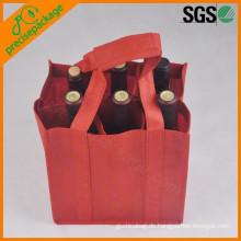 Eco wiederverwendbare Flasche pp nicht gewebte Weinbeutel