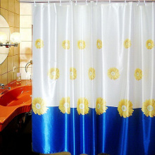 Good Quality Premium Plastic Custom Shower Curtain