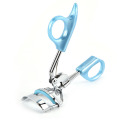 Fashion Stainless steel beauty Portable mini color Eyelash curler clip Eyelash accessory tool