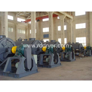 Sulphur Black Vacuum Harrow Drying Machine