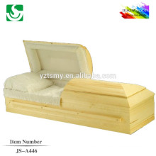 wholesale American style casket cremation