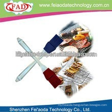 High quality colorful durable silicone basting brush & pastry brush