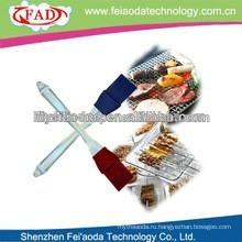 Высококачественная красочная прочная силиконовая кисточка для кисточки и тестовая щетка