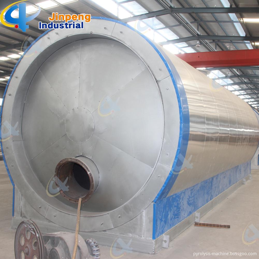Motor Oil Distillation Machine