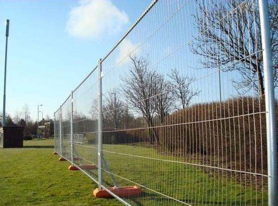 mobile fencing panels