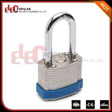 Elecpopular Export Products A prueba de mal tiempo laminado con candado con llave
