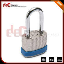 Elecpopular Export Products Cadeado laminado com aço à prova de intempéries com chave