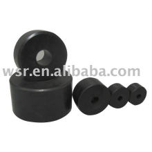 compression rubber stopper molding