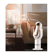 Ventilateur sans lame pour le chauffage électrique avec mini télécommande ABS de 10 pouces avec télécommande infrarouge