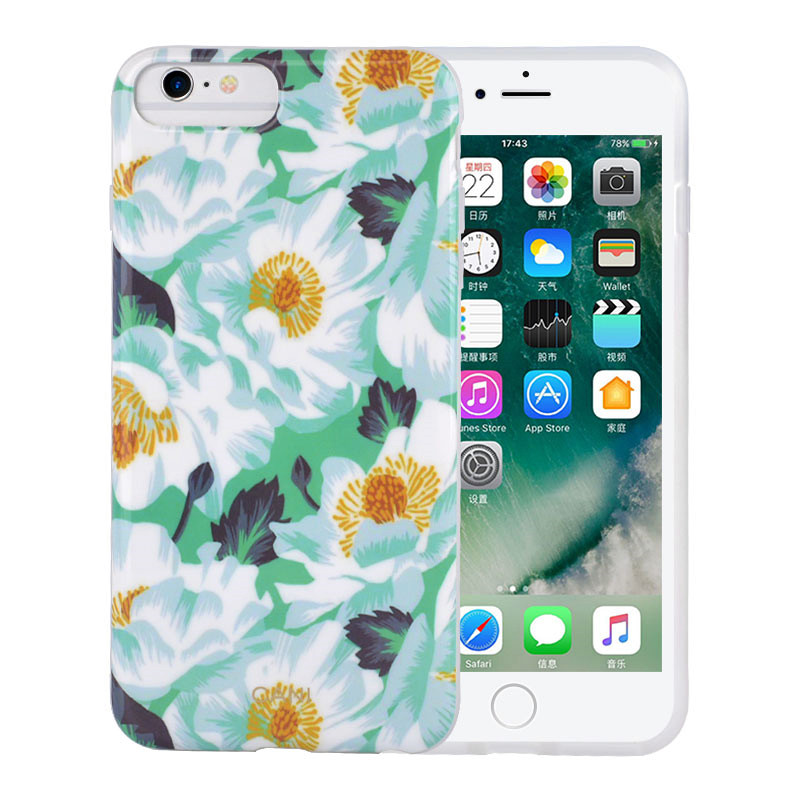Flowers IML Iphone6s Plus Cover