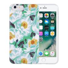 Oil Painting Flower IML Iphone6s Plus Case