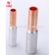 GTL Series Bimetal Connecting Tube(oil seal) Copper-aluminum crimp connector