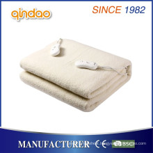 Electric Heated Mattress Pad Cover 3 Temperature Setting